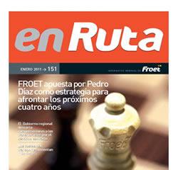 enRuta ENERO 2011 - FROET
