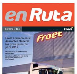 enRuta ENERO 2012 - FROET