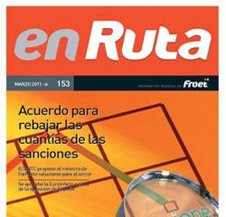 enRuta MARZO 2011 - FROET