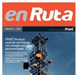 enRuta MARZO 2012 - FROET