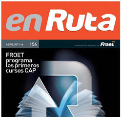 enRuta ABRIL 2011 - FROET