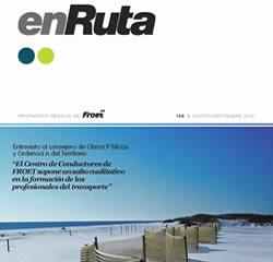 enRuta AGOSTO-SEPTIEMBRE 2012 - FROET