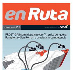 enRuta OCTUBRE 2011 - FROET