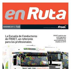 enRuta NOVIEMBRE 2011 - FROET