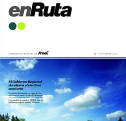 enRuta NOVIEMBRE 2012 - FROET