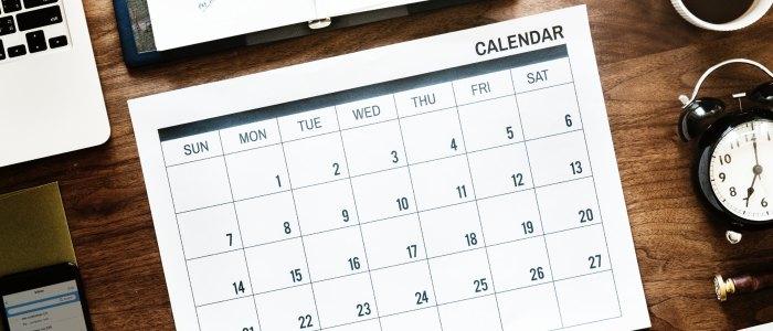 Calendario Festivo Espana 2020.Calendario De Fiestas Laborales 2020 En La Region De Murcia