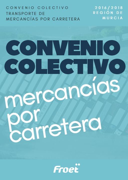Convenio Mercancías 2016/2018