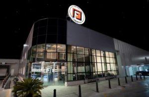 Sede central del Grupo Fuentes