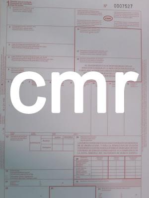 CMR - Productos FROET